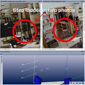 Using a Dropcam for Forensics and 3D Measurement 2