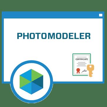 PhotoModeler Standard Subscription 1