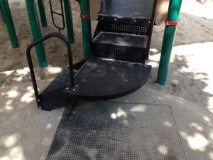 Forensic Playground photo repaired