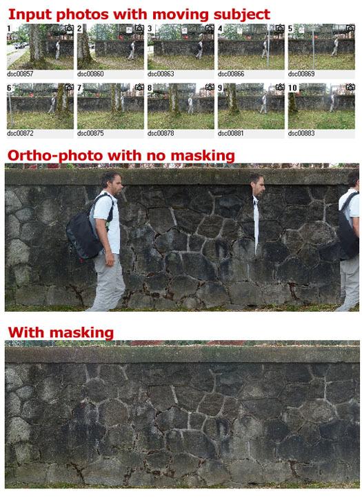 Ortho Masking