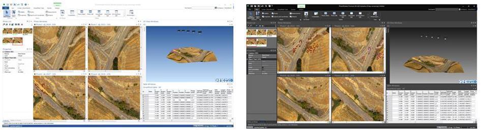 PhotoModeler 2019 – User Interface Revamp - Key Concepts 29