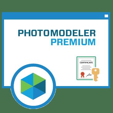 PhotoModeler Premium Permanent 1