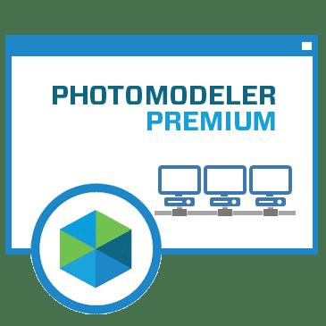 PhotoModeler Premium Network Seat 1