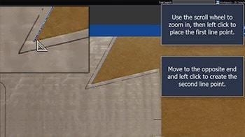 Manual digitize in PhotoModeler