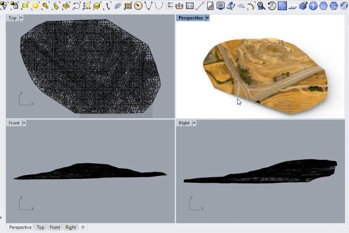 Using PhotoModeler with Rhino 3D 7