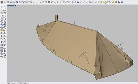 PhotoModeler 3D Canvas Templating 2