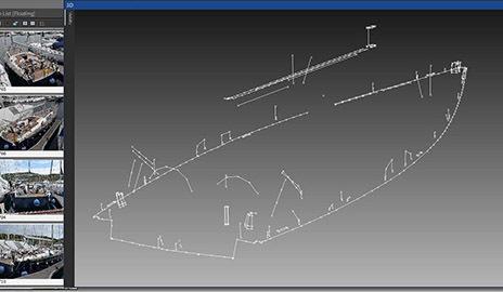 PhotoModeler 3D Canvas Templating 1