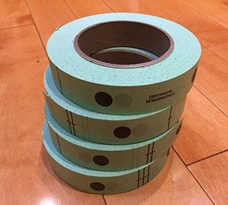 PhotoModeler 4 Rolls Dot Tape
