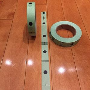 PhotoModeler Dot Tape