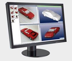 Photogrammetry Screen Example