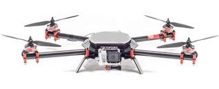 Quadcoopter UAV
